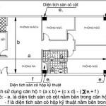 Dịch vụ đo diện tích nhà chung cư
